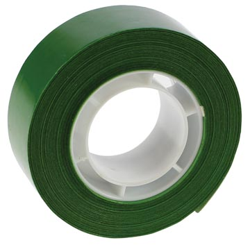 Apli plakband ft 19 mm x 33 m, groen