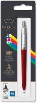 Parker Jotter Originals balpen, rood, op blister