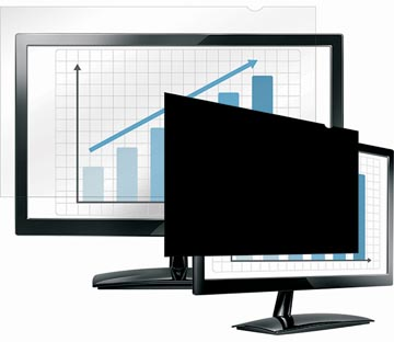 Fellowes PrivaScreen privacy filter voor beeldschermen van 27 inch, 16:9