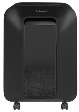 Fellowes Microshred papiervernietiger LX201, zwart