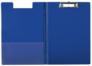 Esselte klemplaat voor ft A4 PP, blauw