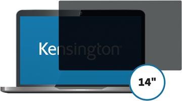 Kensington privacy carbon 4th Gen schermfilter voor Lenovo Thinkpad X1, 2 weg, zelfklevend
