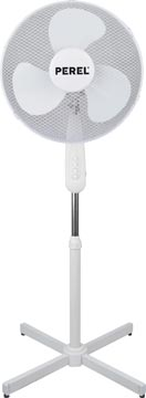 Perel statiefventilator, 3 snelheden, diameter 40 cm
