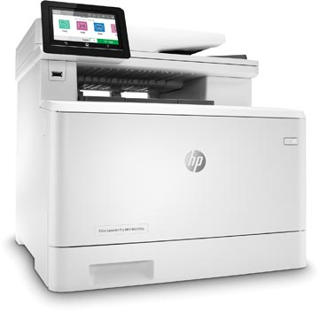 HP printer Color LaserJet Pro MFP M479fdn