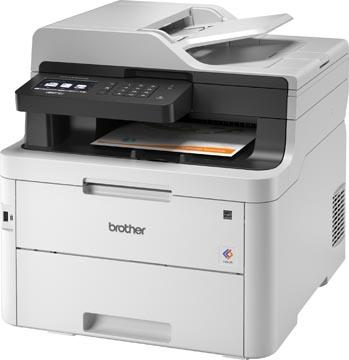 Brother kleuren LED-printer 4-in-1 MFC-L3750CDW