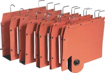 L'Oblique hangmappen voor kasten TUB ft 330 x 250 mm, V-bodem