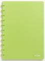 Atoma schrift Trendy ft A4, geruit 5 mm, transparant groen