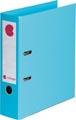 Calipage classeur, pour ft A4, complète en PP, dos de 8 cm, bleu