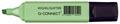 Q-Connect markeerstift pastel, groen